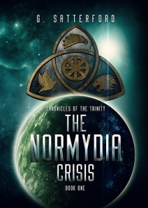 Normydia Crisis cover