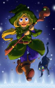 Dom's Witch