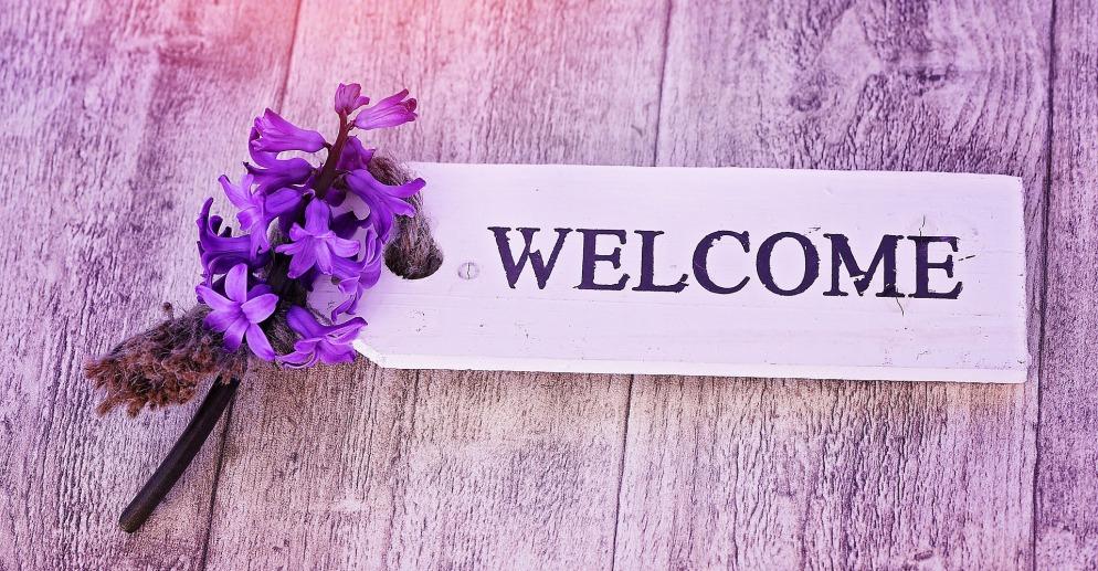 Welcome pixabay