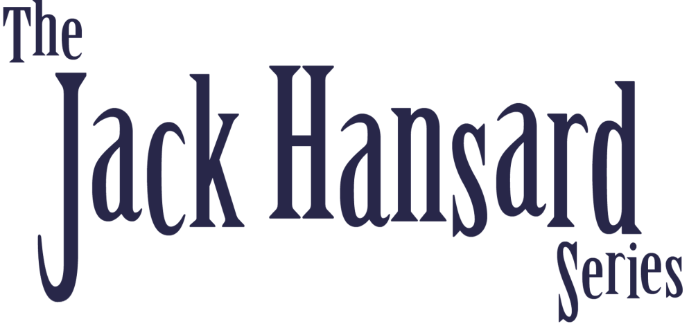 Jack Hansard White Background
