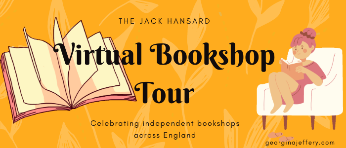 Jack Hansard Virtual Bookshop Tour