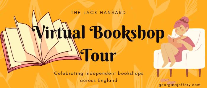 Vritual Bookshop Tour Banner