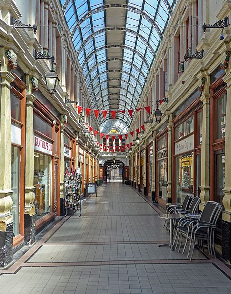 Hepworth Arcade