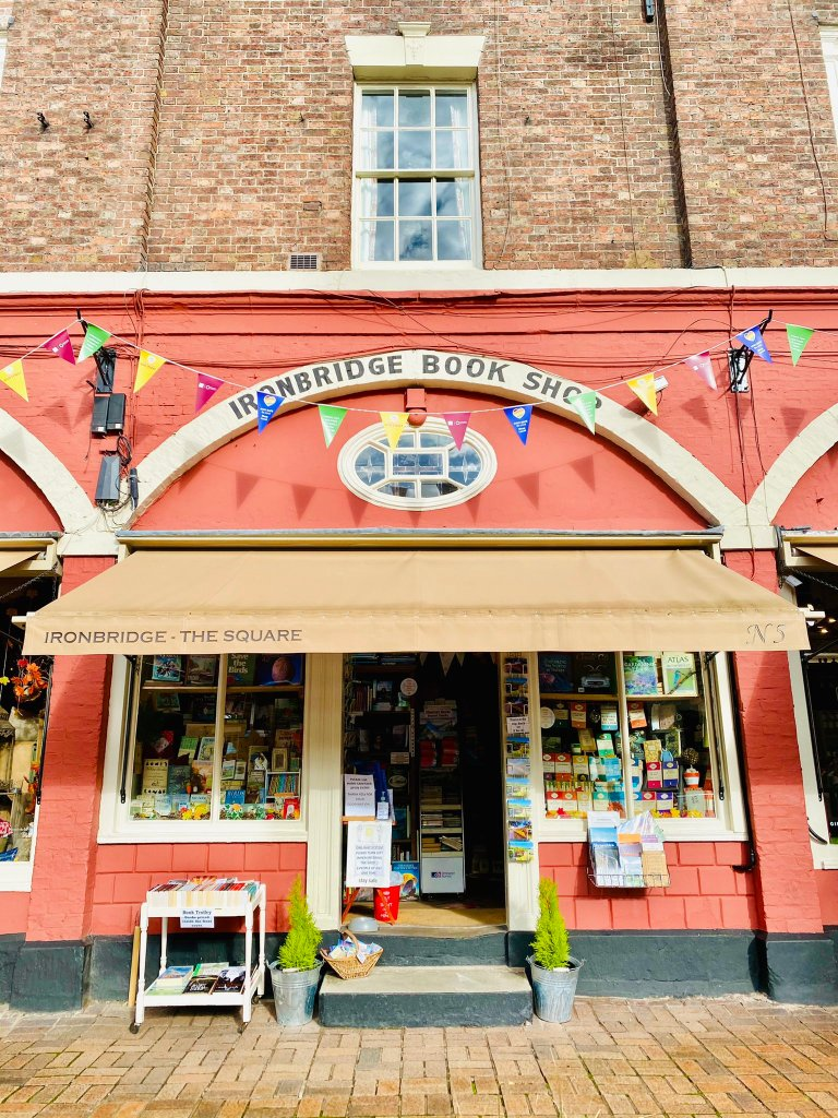 Ironbridge Bookshop