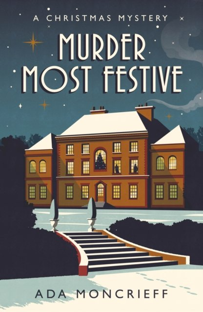 Murder Most Festive book cover