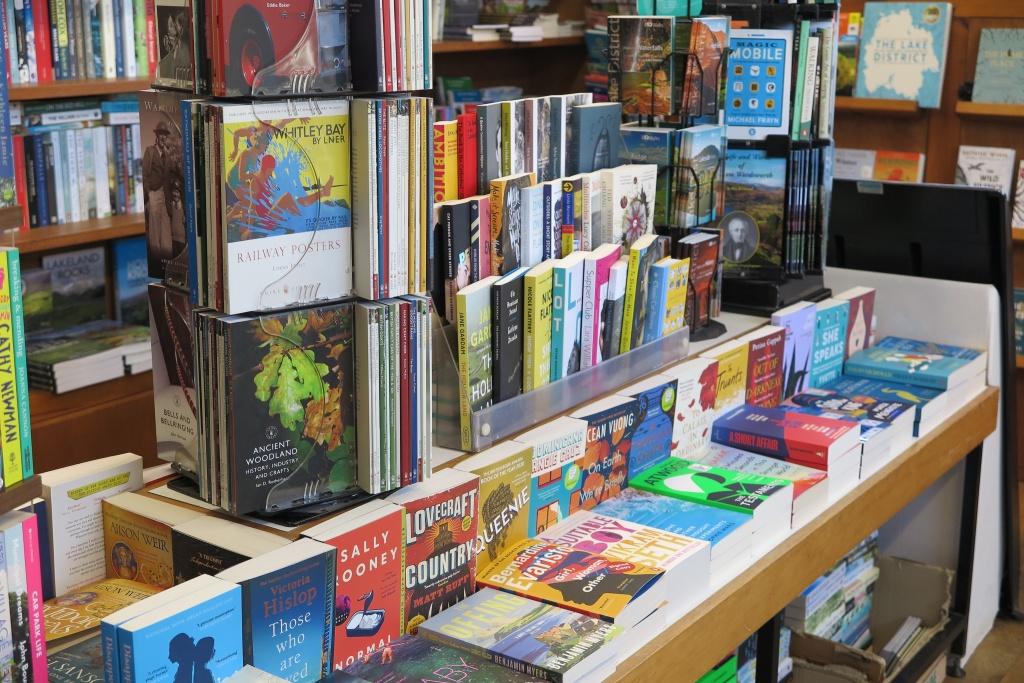 Inside Sam Read Bookseller