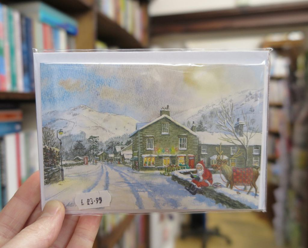 Bookshop Christmas Cards