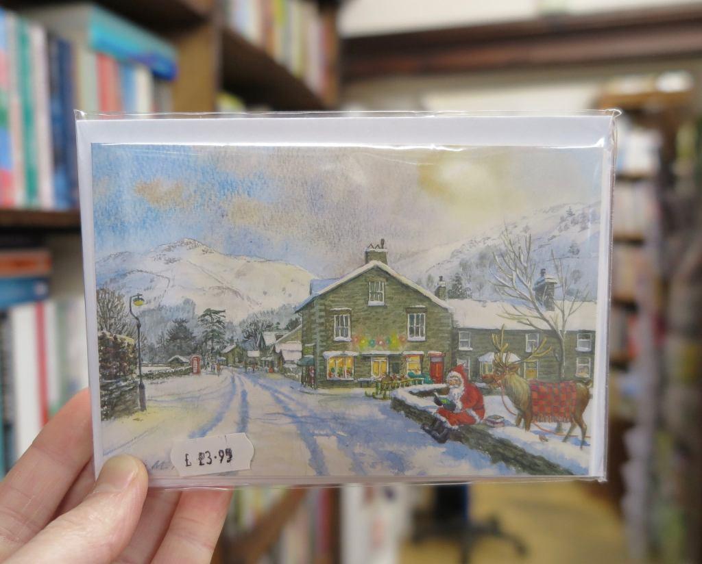Bookshop Christmas Cards
