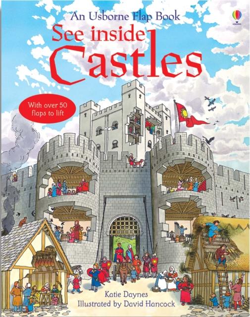 See Inside Castles Usborne book