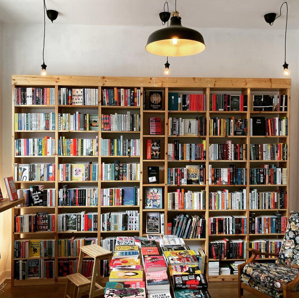 Storysmith Bookshelves