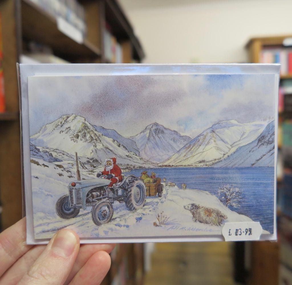 Wastwater Christmas Cards