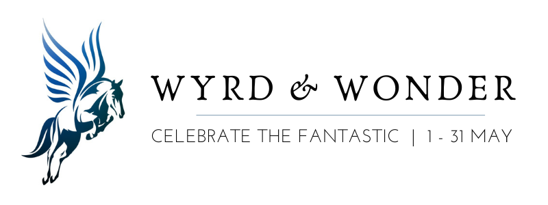 Wyrd and Wonder fantasy banner