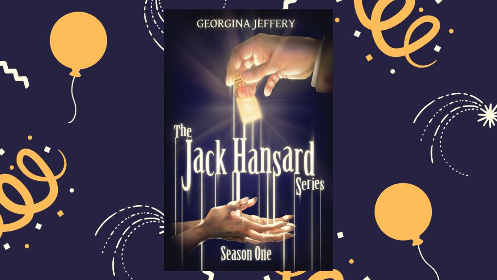 Book Birthday! The Jack Hansard Series: Season One ebook cover